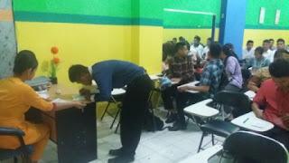 kegiatan pra kuliah PSPP Penerbangan