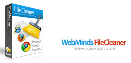 WebMinds File Cleaner Pro Free
