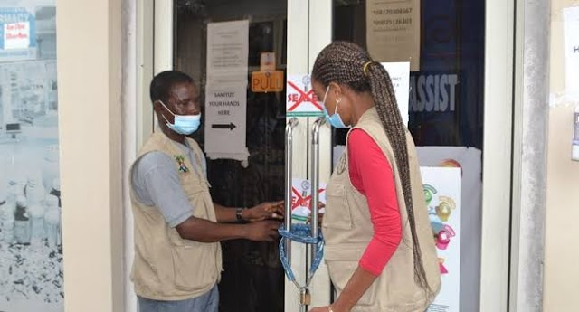 Lagos shuts down illegal COVID-19 lab in Ikoyi