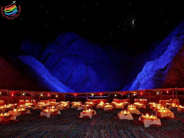 Safari and Bedouin dinners - Hurghada