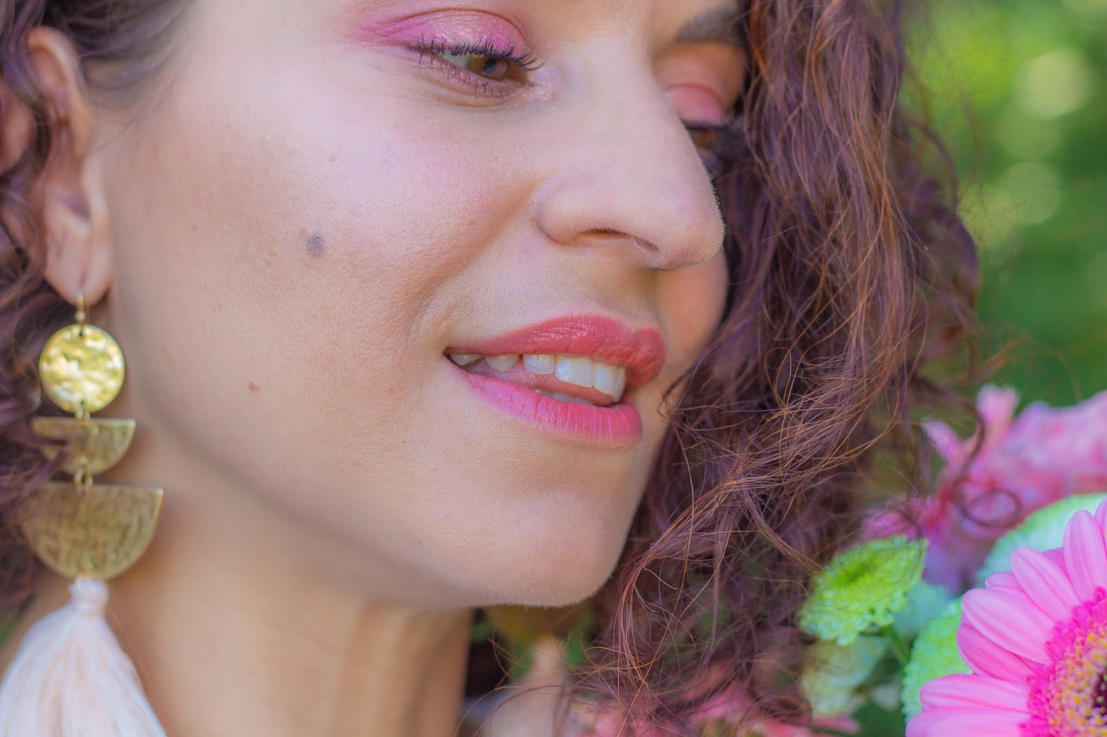 maquillage - estival - rose - corail