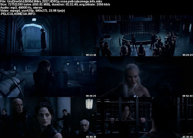Descargar Underworld: Blood Wars Subtitulado por MEGA.