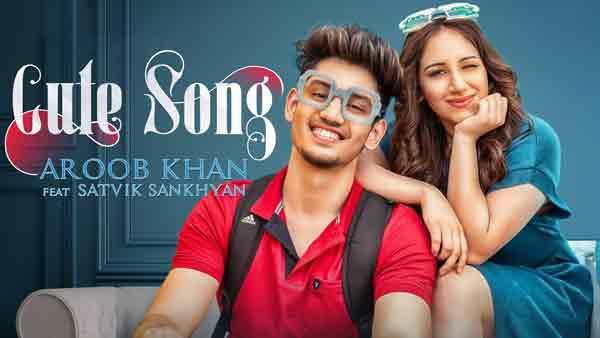 aroob khan cute song satvik sankhyan
