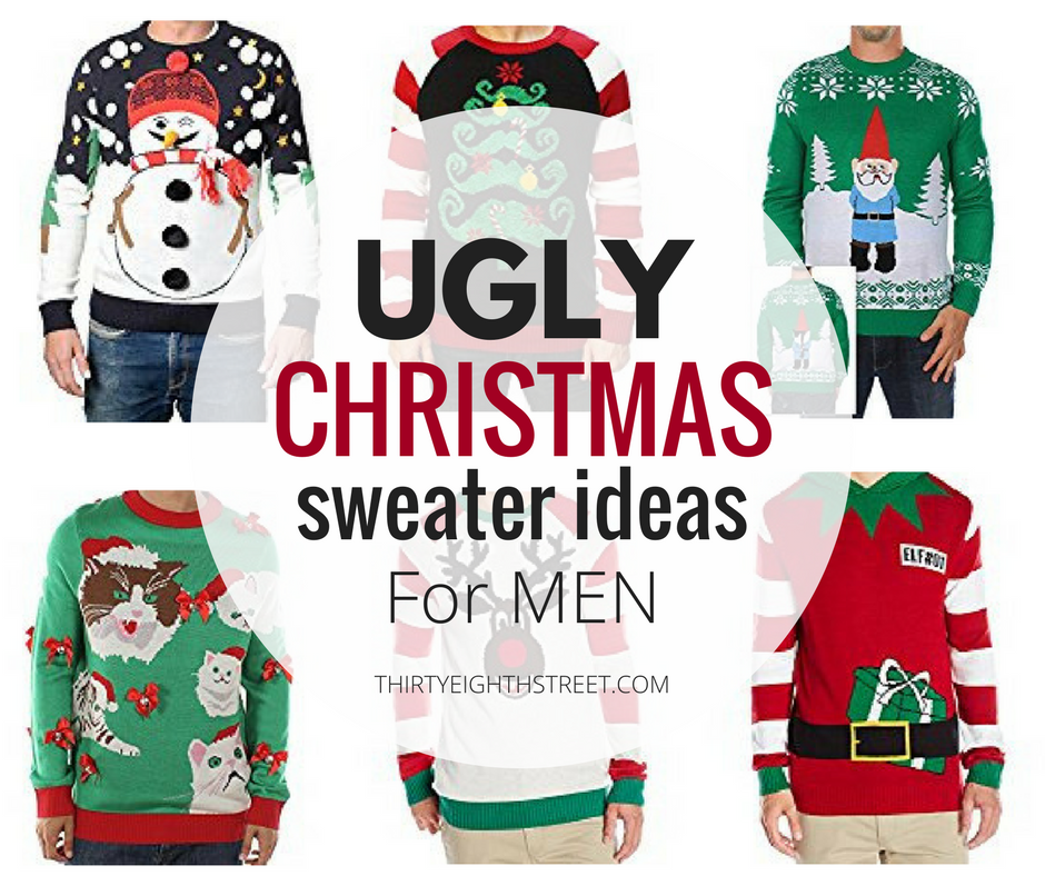 ugly christmas sweaters, ugly mens christmas sweaters, ugly christmas sweaters for men, ugly christmas sweater ideas for men