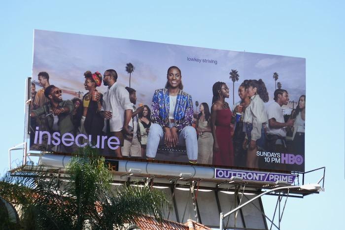 Insecure season 4 billboard