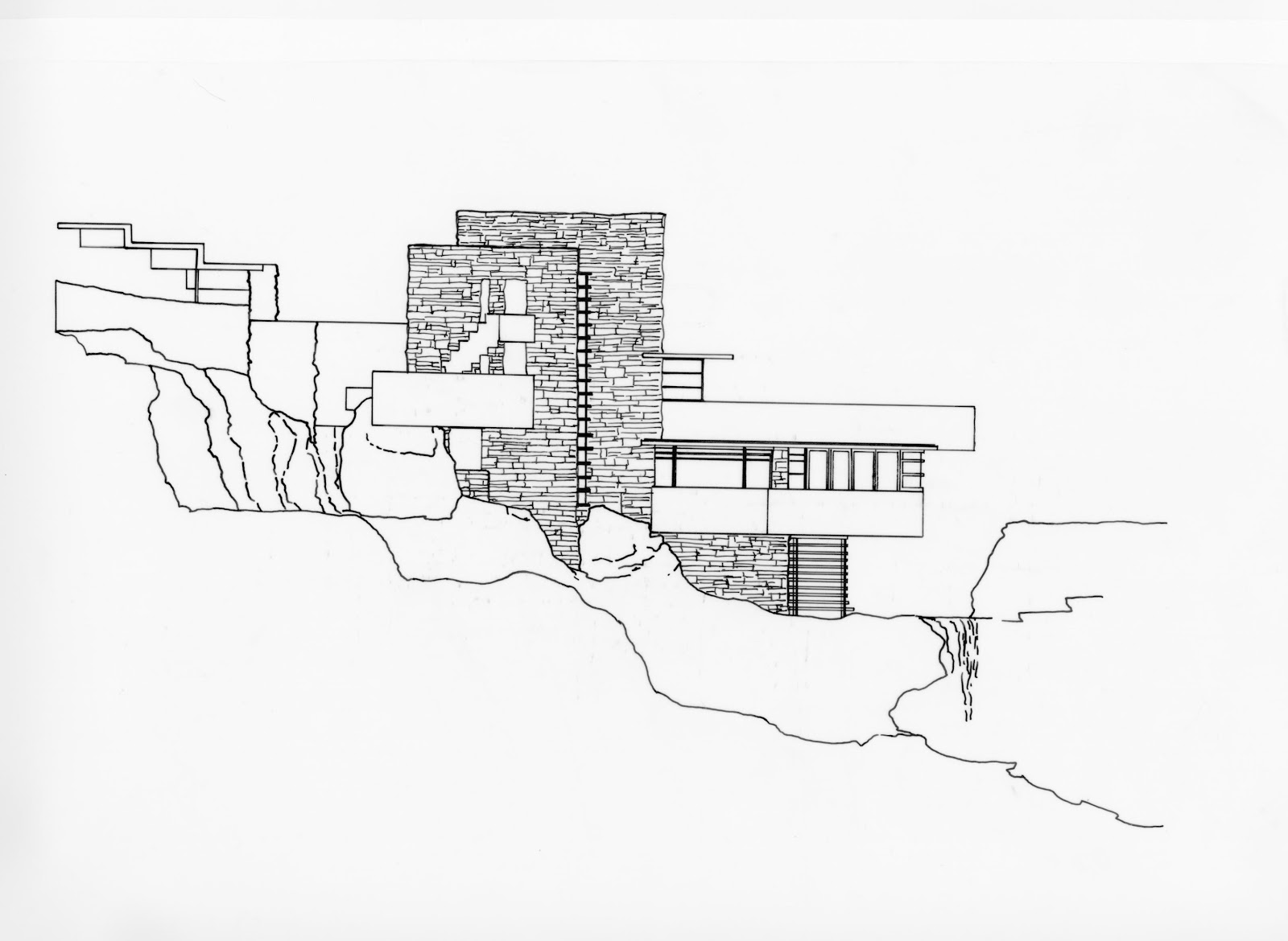 Architecture As Aesthetics Fallingwater