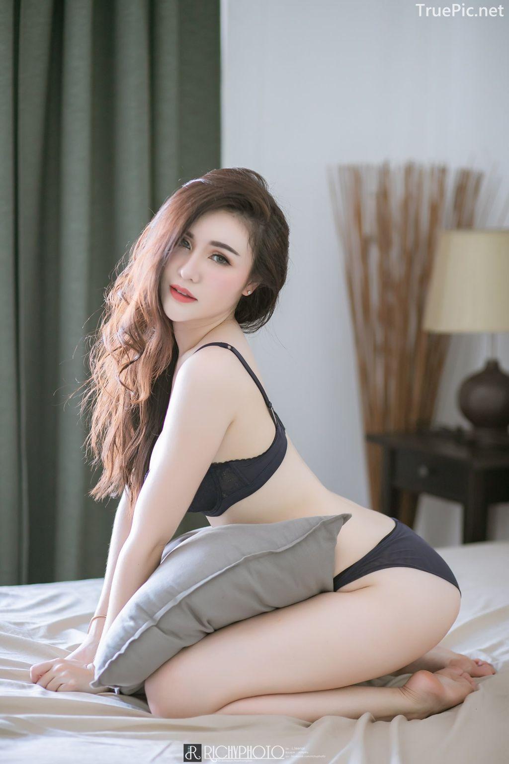 Image-Thailand-Model-Cherry-Pawan-Jaroeninlaphat-Sexy-Black-Lingerie-TruePic.net- Picture-3