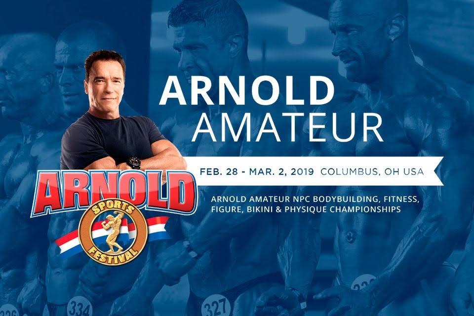 Arnold Classic 2019. Foto: Reprodução