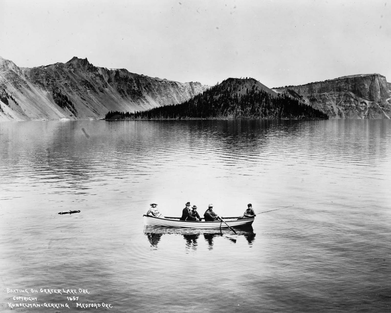 early visitors america national parks photographs
