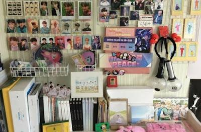 All About Merch Kpop shop