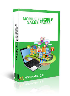 [GIVEAWAY] Mobile Flexible Sales Page