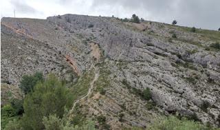Covetes dels Moros o Cuevas de los Moros, Bocairent, provincia de Valencia.