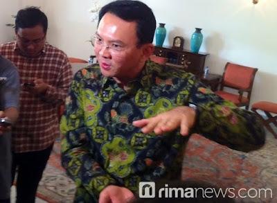 PDIP Nilai Ahok Manfaatkan Parpol Untuk Tunggangan Politik Semata