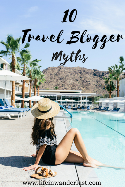 Travel Blogger Myths & Truths