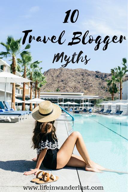 Travel Blogger Myths & Truths
