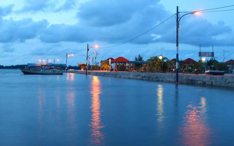 Fasilitas Wisata di Pulau Harapan Jakarta