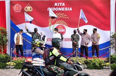 2.500 Ton Beras dan 70.000 Paket Sembako Siap Didistribusikan ke Seluruh Indonesia
