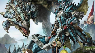 Free Download Monster Hunter Generations 3DS CIA EUR