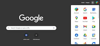 Where is the Chrome App Launcher?   Chrome ऐप लॉन्चर कहां है?  