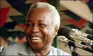 """""""Education is not a way to escape poverty - It is a way of fighting it."""" Julius Nyerere"""