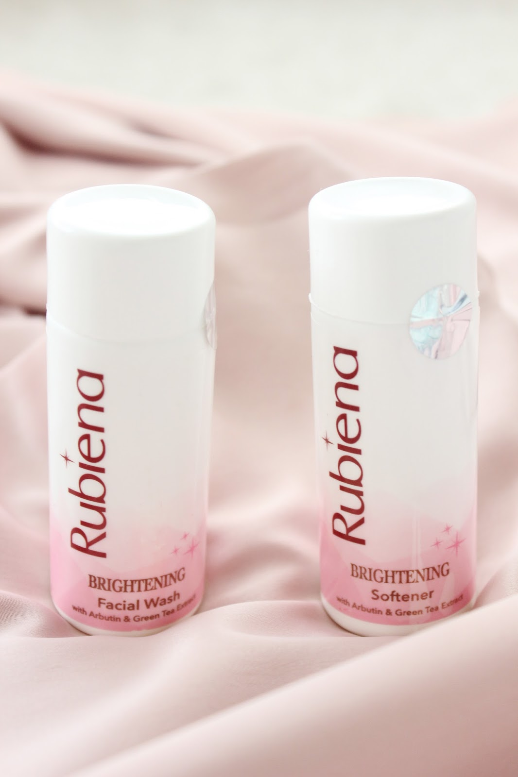 Rubiena Beauty Brightening Skincare