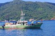Bukti Ampuhnya Sistem Pemantauan dan Intercept KKP, Dua Kapal Illegal Fishing Kembali Ditangkap di Laut Sulawesi dan Selat Malaka.