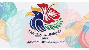 Logo Baru Visit Malaysia 2020   #VM2020