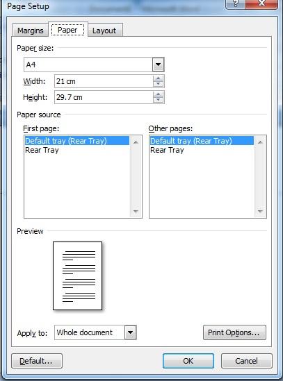 Mengubah Margin Menjadi Cm : mengubah, margin, menjadi, Membuat, Margin, Skripsi, Microsoft, Tutorial, Komputer