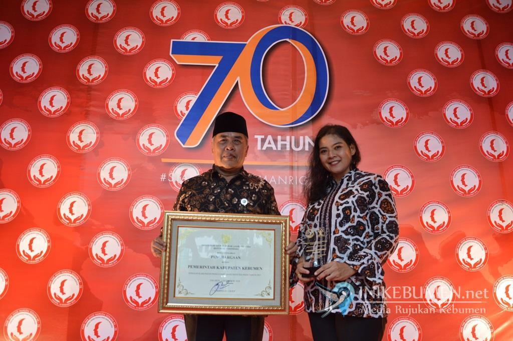 Kebumen Raih Penghargaan Kabupaten Peduli HAM Keempat Kalinya