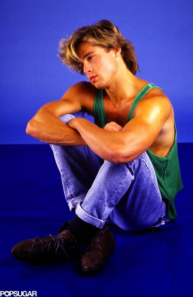 25 Interesting Pictures Of Brad Pitt S Photo Shoot In