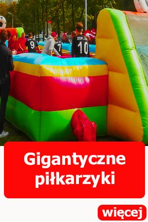 gigantyczne piłkarzyki wrocław