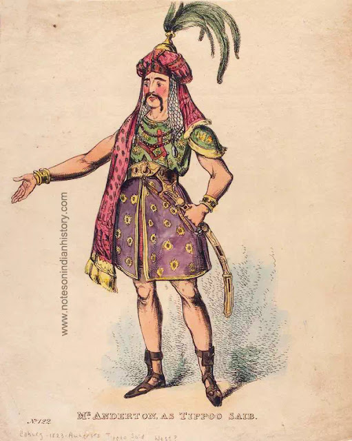anderton as tipu sultan
