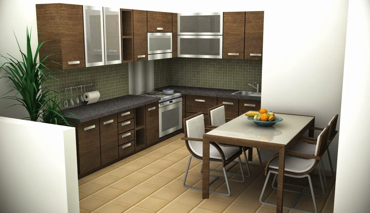 Interior dan Model Dapur Rumah Minimalis