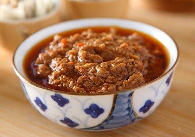 cara membuat bumbu kacang yang enak dan gurih