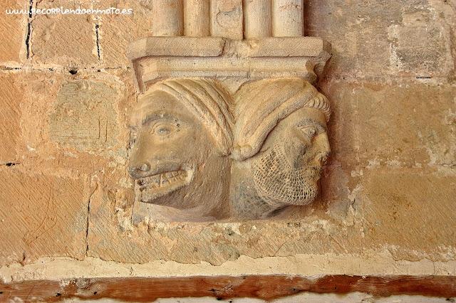 Capitel monasterio Veruela