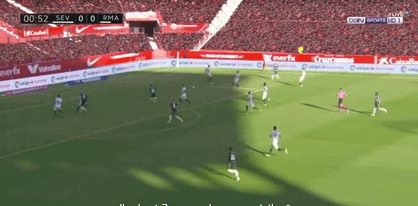 """مشاهدة مباراة ريال مدريد واشبيلية بث مباشر """"الدوري الاسباني """" real-madrid vs sevilla"""