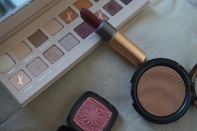 lorac-pro-3-palette-revue-avis-swatches-fards-neutres-ltgold-rose-bronze-dk-mocha-clay