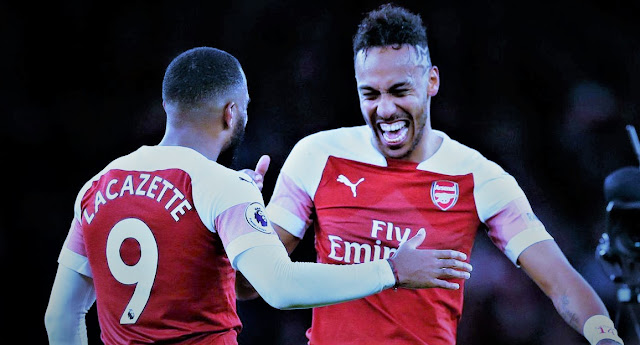 Sports: Aubameyang Debunks Rift Rumour