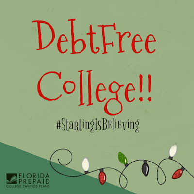 Florida College Prepaid- no need for student loan