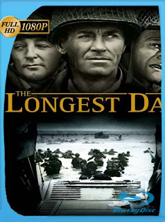 El día más largo (The Longest Day) (1962) HD [1080p] Latino [GoogleDrive] SilvestreHD