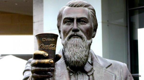 John Pemberton, fundador de Coca Cola