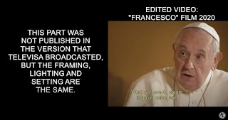 Francis Catholic Derangement Syndrome