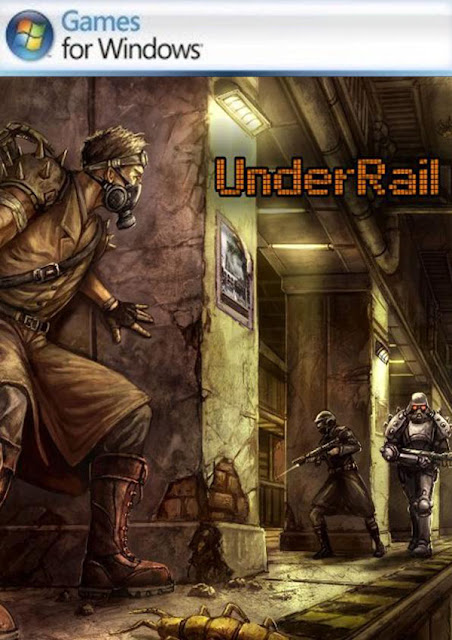 UnderRail Download Cover Free Game