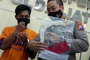 Polda Jatim Bekuk Satu Pelaku Komplotan Curas Sadis, 4 Orang Masih Buron
