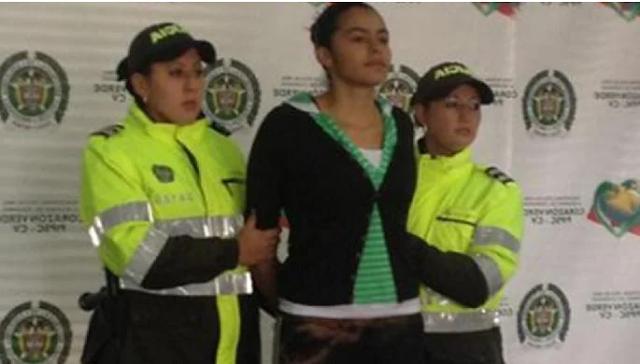 """La verdadera historia de Rosario Tijeras era sanguinaria y cruel, líder """"Los Pascuales"""" cuando fue detenida siempre fue con la frente en alto acusada de matar hasta menores"""