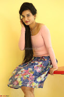 Janani Iyyer in Skirt ~  Exclusive 089.JPG