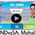 WATCH The Highlights :  INDIA vs SOUTH AFRICA T20 : India won by 7 wicket