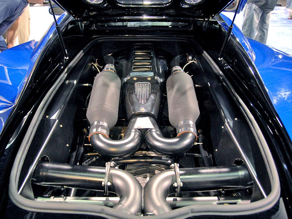 Ssc Ultimate Aero Engine