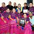 Premian a ganadoras del Campeonato Estatal de Escaramuzas 2017