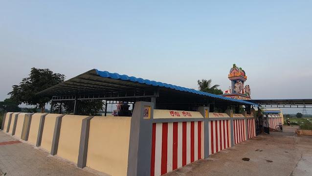 Parasurameswarar Temple Mullipakkam - History, Timings, Festivals & Address!